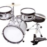 DirectlyCheap 3-Piece Kids Junior Drum Set Review